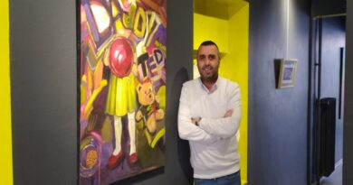 Interview with International Gallerist Cem Aggelos Ustuner
