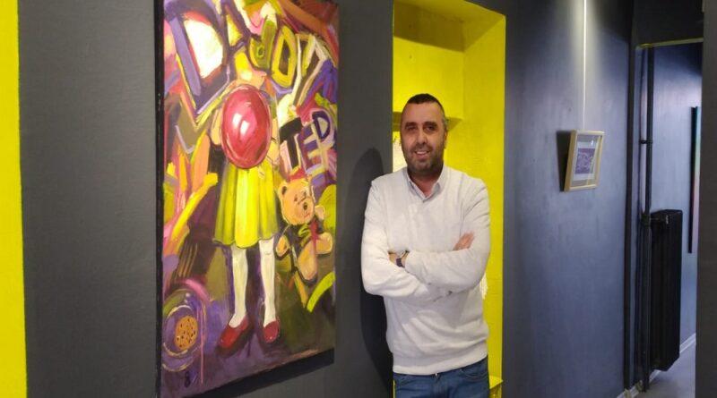 Art Edition 4: Interview with International Gallerist Cem Aggelos Ustuner