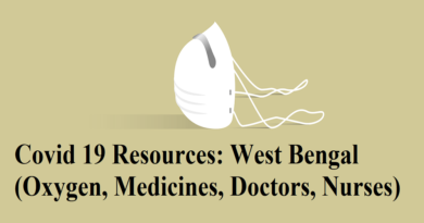 Covid 19 Resources: West Bengal